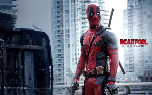 Deadpool เดดพูล นักสู้พันธุ์เกรียน 2016