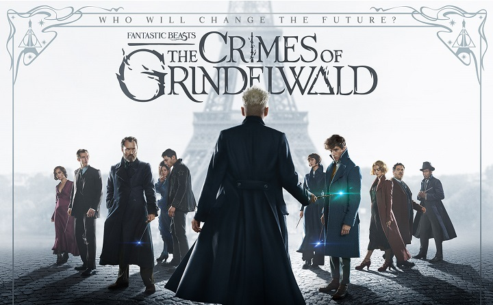 Fantastic Beasts: The Crimes of Grindelwald สัตว์มหัศจรรย์: อาชญากรรมของกรินเดลวัลด์ 2018