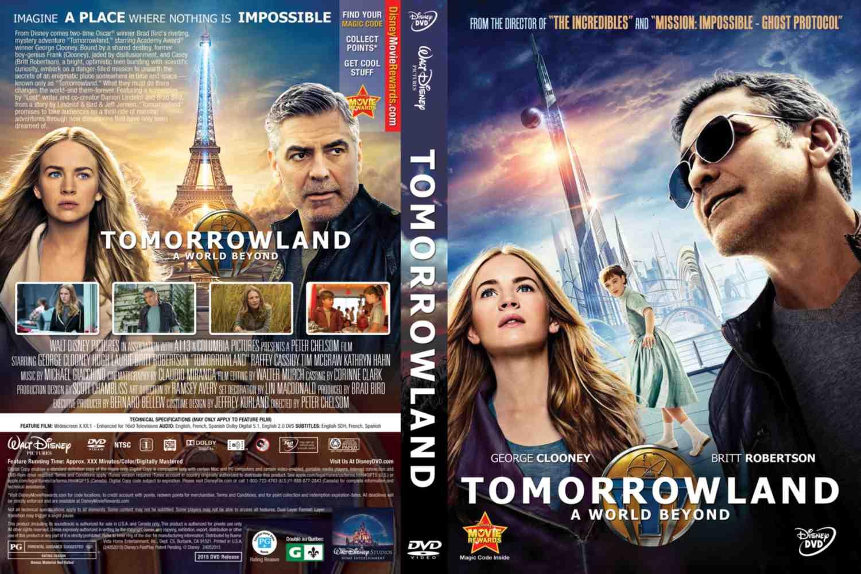 Tomorrowland ผจญแดนอนาคต 2015