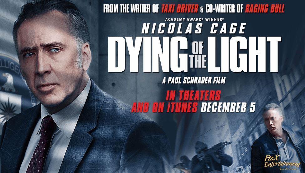 Dying Of The Light  ปฏิบัติการล่า เด็ดหัวคู่อาฆาต 2014