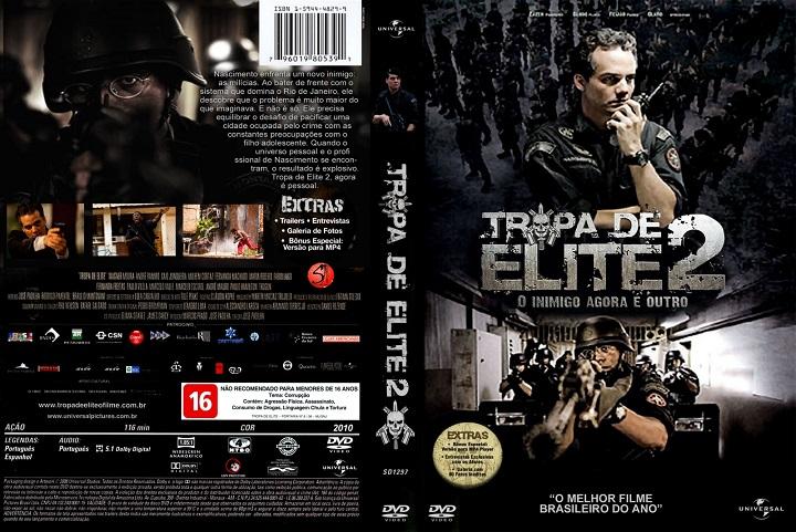 Tropa de Elite 2 ปฏิบัติการหยุดวินาศกรรม 2 2010