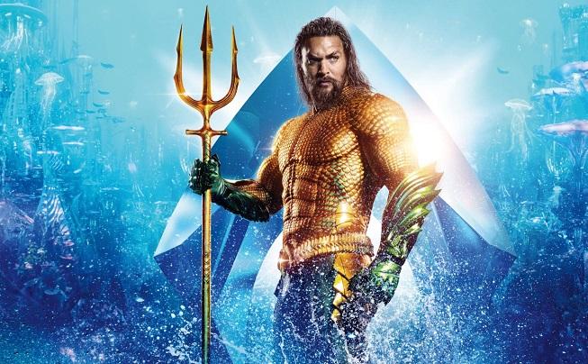Aquaman อควาแมน เจ้าสมุทร (2018)