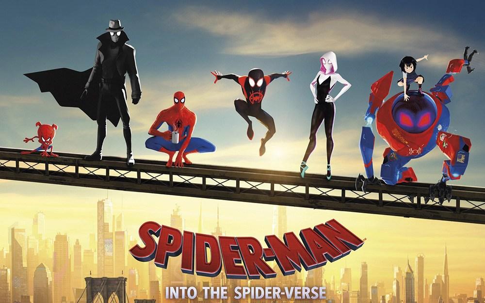 Spider-Man Into the Spider-Verse สไปเดอร์-แมน ผงาดสู่จักรวาล-แมงมุม (2019)