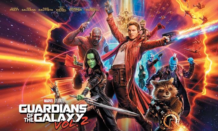 Guardians of the Galaxy Vol. 2 รวมพันธุ์นักสู้พิทักษ์จักรวาล 2 (2017)