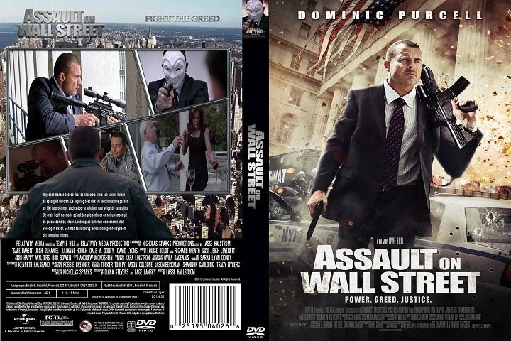 Assault on Wall Street อัดแค้นถล่มวอลสตรีท (2013)