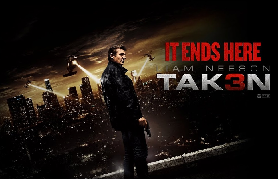 Taken 3 เทคเคน 3 ฅนคมล่าไม่ยั้ง (2014)