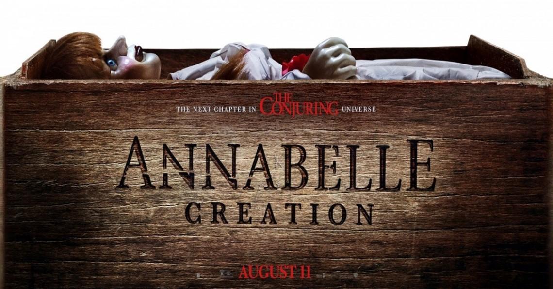 Annabelle Creation แอนนาเบลล์ กำเนิดตุ๊กตาผี (2017)