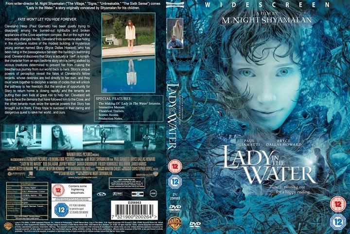 Lady in The Water ผู้หญิงในสายน้ำ นิทานลุ้นระทึก (2006)