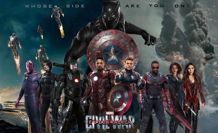 Captain America 3 กัปตัน อเมริกา ศึกฮีโร่ระห่ำโลก (2016)