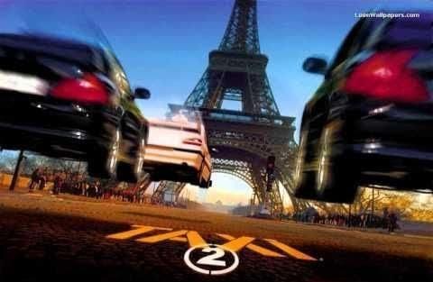 Taxi แท็กซี่ซิ่งระเบิดบ้าระห่ำ 2 (2000)