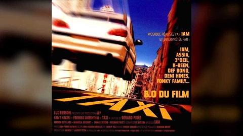 Taxi แท็กซี่ซิ่งระเบิดบ้าระห่ำ 1 (1998)