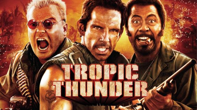 Tropic Thunder ดาราประจัญบาน ท.ทหารจำเป็น (2008)