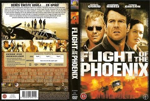 Flight of the Phoenix เหินฟ้าแหวกวิกฤติระอุ (2004)