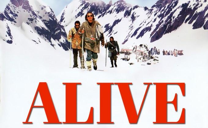 Alive ปาฏิหาริย์สุดขั้วโลก (1993) (ซับไทย)