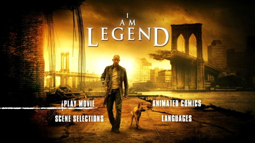 I Am Legend ข้าคือตำนานพิฆาตมหากาฬ (2007)