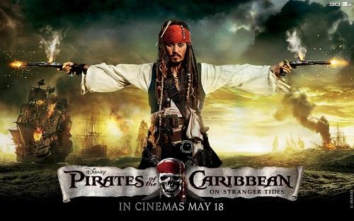 Pirates of the Caribbean 4 On Stranger Tides ผจญภัยล่าสายน้ำอมฤตสุดขอบโลก (2011)
