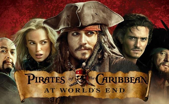 Pirates of the Caribbean 3 At World s End ผจญภัยล่าโจรสลัดสุดขอบโลก (2007)