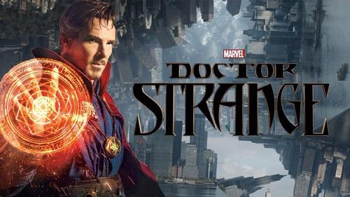 Doctor Strange จอมเวทย์มหากาฬ (2016)