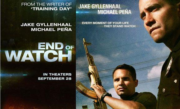 End Of Watch คู่ปราบกำราบนรก (2012)