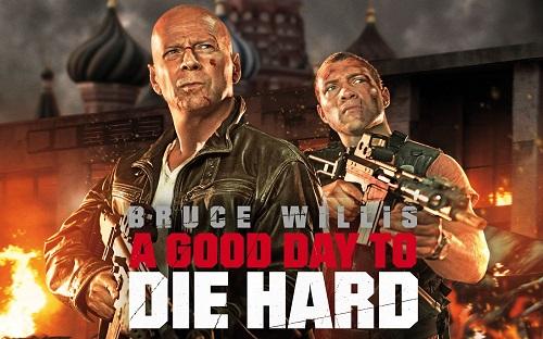 Die Hard 5  A Good Day to ดาย ฮาร์ด 5 วันดีมหาวินาศ คนอึดตายยาก (2013)