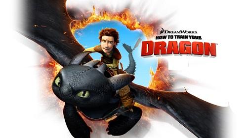 How to Train Your Dragon 1 อภินิหารไวกิ้งพิชิตมังกร 1 (2010)