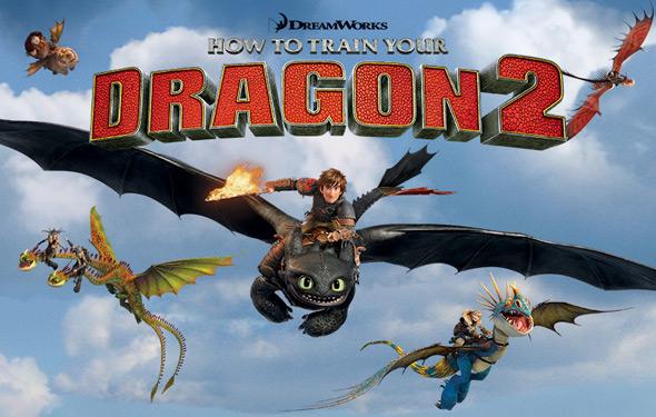 How to Train Your Dragon 2 อภินิหารไวกิ้งพิชิตมังกร 2 (2014)