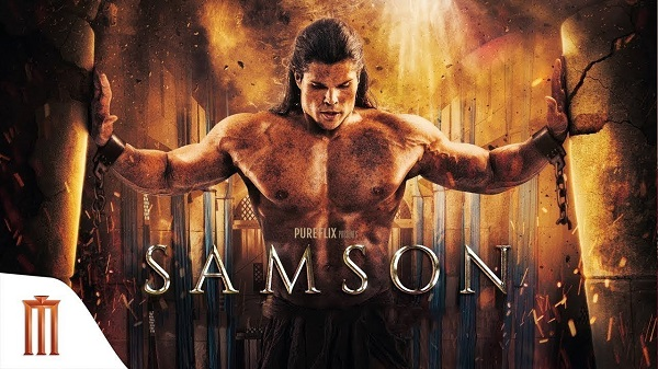 Samson แซมซั่น โคตรคนจอมพลัง (2019)