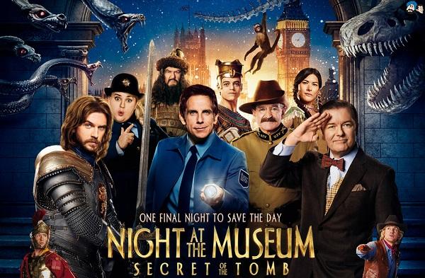 Night At The Museum 2 Battle Of The Smithsonian มหึมาพิพิธภัณฑ์ ดับเบิ้ลมันส์ทะลุโลก ภาค2 (2009)
