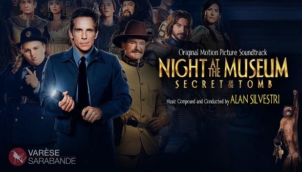 Night At The Museum 3 Secret Of The Tomb ไนท์ แอท เดอะ มิวเซียม ความลับสุสานอัศจรรย์ (2014)