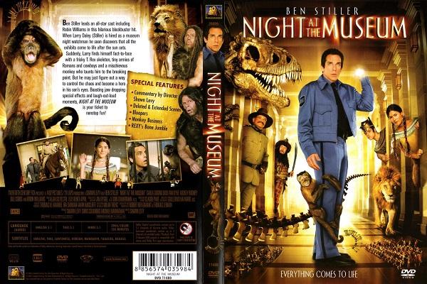 Night At The Museum 1 คืนมหัศจรรย์...พิพิธภัณฑ์มันส์ทะลุโลก (2006)