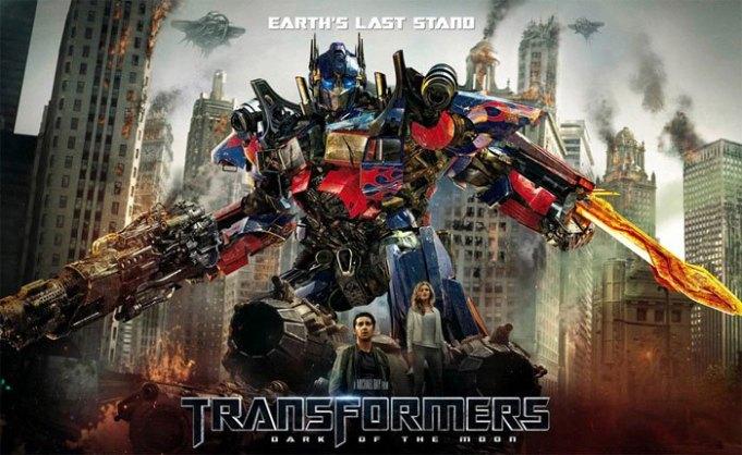 Transformers 3 Dark of the Moon ทรานส์ฟอร์เมอร์ส ดาร์ค ออฟ เดอะ มูน (2011)