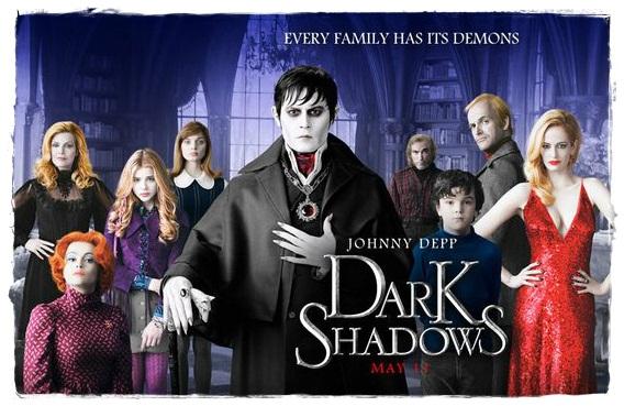 Dark Shadows แวมไพร์มึนยุค (2012)