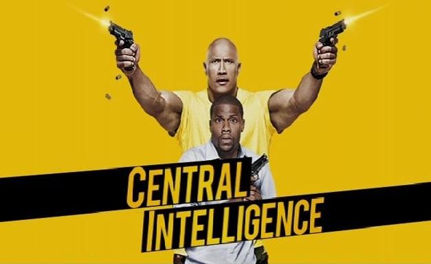 Central Intelligence คู่สืบคู่แสบ (2016)