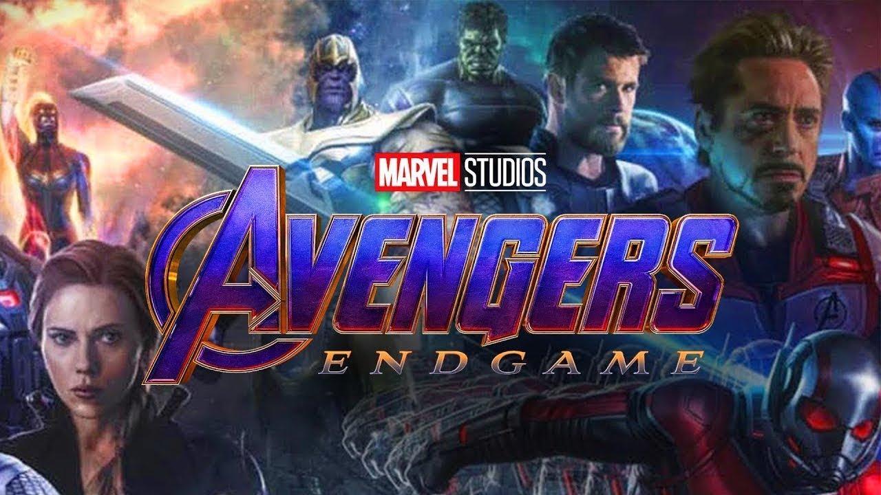 Avengers Endgame 4 อเวนเจอร์ส 4 เผด็จศึก(2019)