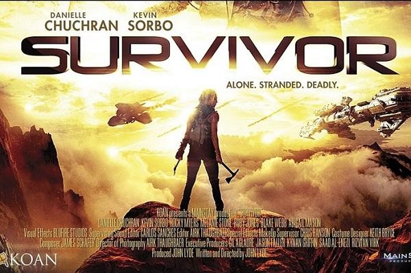 Survivor ผจญภัยล้างพันธุ์ดาวเถื่อน (2014)