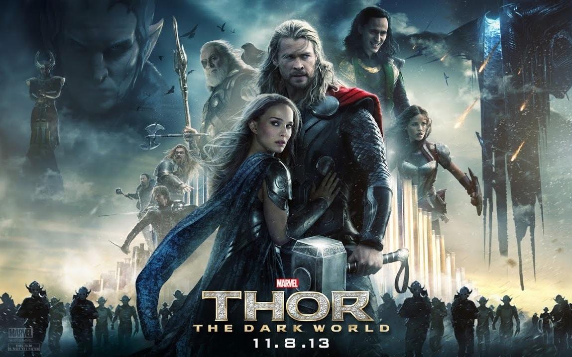 Thor 2 The Dark World ธอร์ เทพเจ้าสายฟ้า (2013)