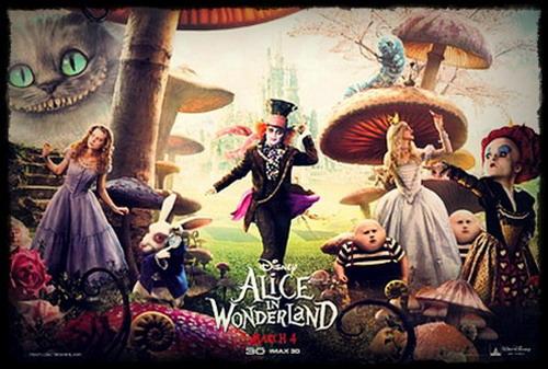 Alice in Wonderland อลิซในแดนมหัศจรรย์ (2010)