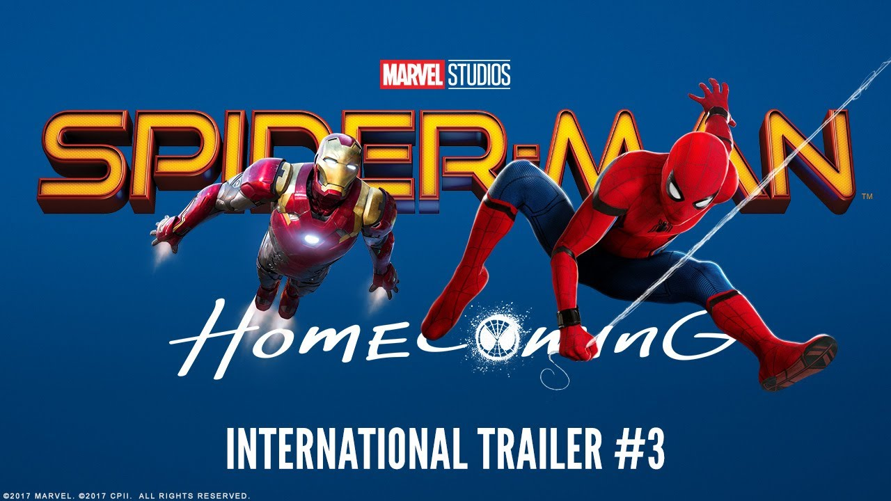 Spider-Man Homecoming สไปเดอร์แมน โฮมคัมมิ่ง (2017)