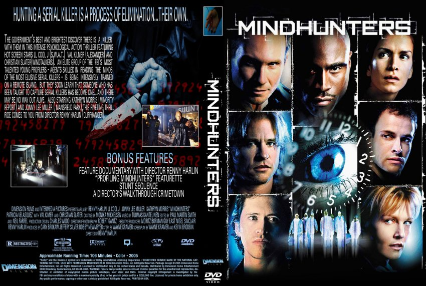 Mindhunters ตลบหลังฆ่า เกมล่าสังหาร (2004)