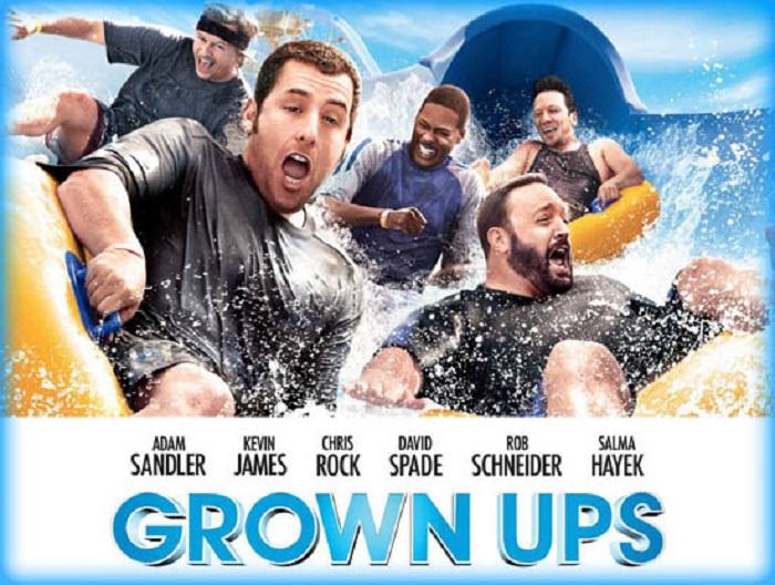 Grown Ups ขาใหญ่ วัยกลับ (2010)
