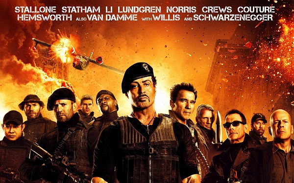 The Expendables 2 โคตรคน ทีมเอ็กซ์เพนเดเบิ้ล (2012)