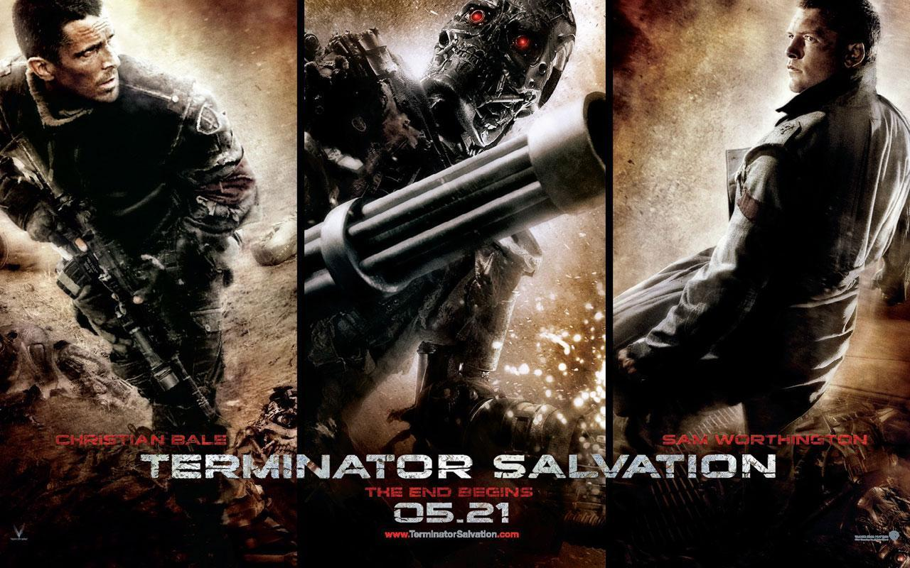 Terminator 4 Salvation คนเหล็ก 4 มหาสงครามจักรกลล้างโลก (2009) - เว็บดูหนังออนไลน์ HD Movie2fre...