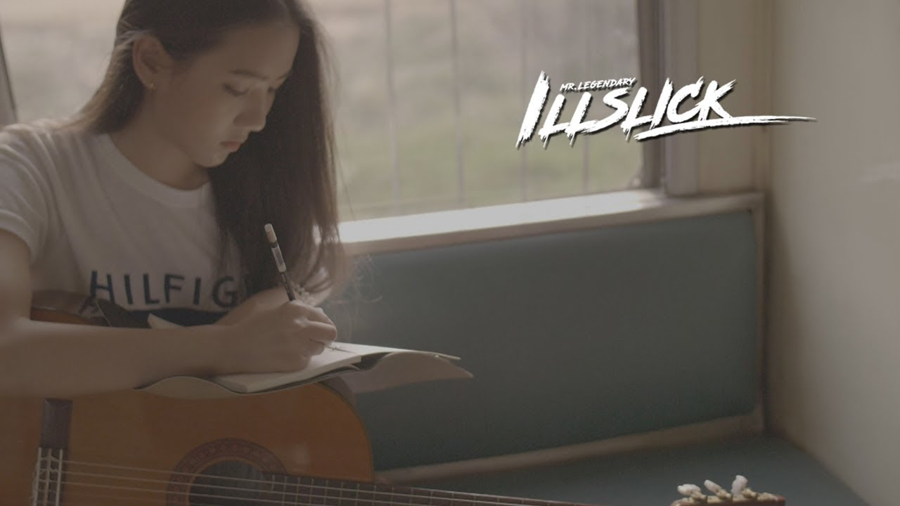 ILLSLICK - ถ้าเธอต้องเลือก [Lyrics Video]