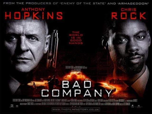 Bad Company คู่เดือด...แสบเกินพิกัด (2002)