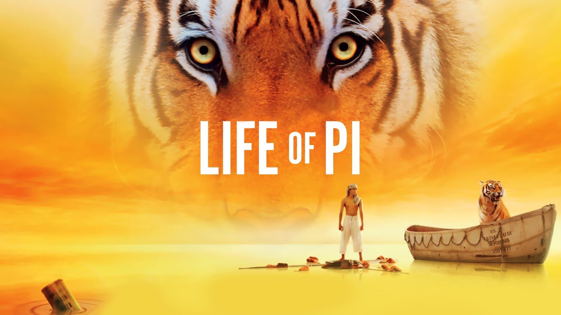 Life of Pi ชีวิตอัศจรรย์ของพาย (2012)