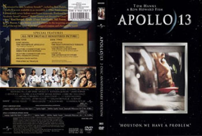 Apollo 13 อพอลโล 13 ผ่าวิกฤตอวกาศ (1995)
