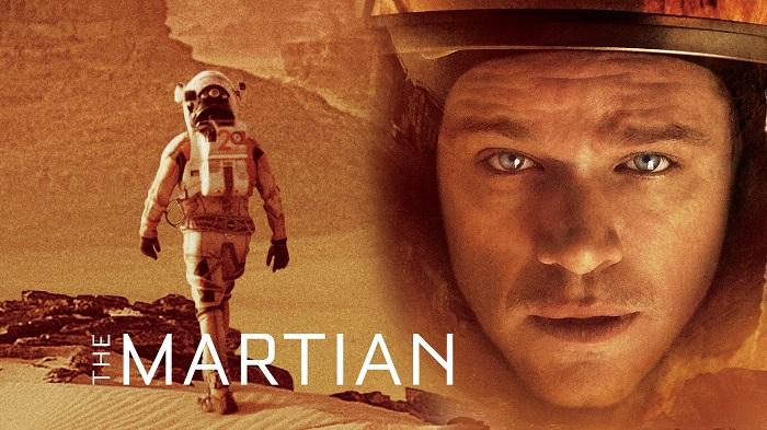 The Martian กู้ตาย 140 ล้านไมล์ (2015)