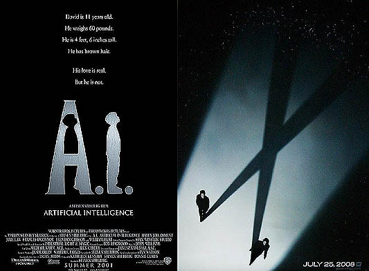 A.I. Artificial Intelligence จักรกลอัจฉริยะ (2001)