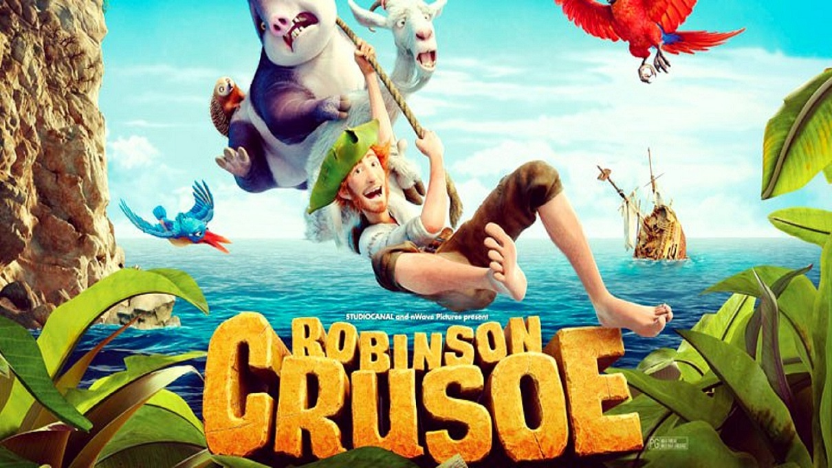 Robinson Crusoe โรบินสัน ครูโซ ผจญภัยเกาะมหาสนุก (2016)
