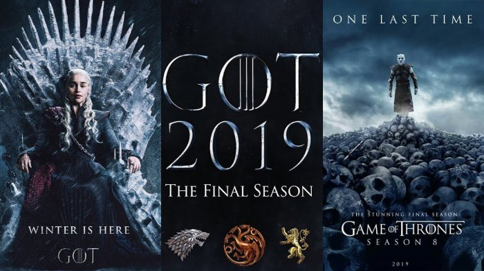 Game of thrones Season 8 Ep 06 end